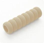 TRIXES Beige Foam Door Handle Bumper Child Wall Protector