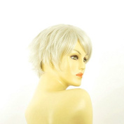short wig women white ROMANE 60