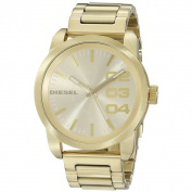 Diesel Men's DZ1466 'Franchise' Gold-tone Stainless Steel Watch