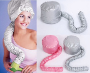 Radiation-Protective Thermal-Insultating Hair Treatment Cap