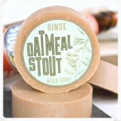 Oatmeal Stout Beer Soap, Gift Boxed by Rinse