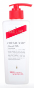 Red Line, Cream Soap Almond Milk 240 ml/ 8.1 Oz
