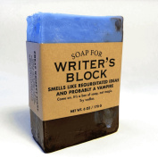 Soap for Writer's Block - BEST SELLER! 180ml Soap by Whiskey River Soap Co.