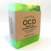 Soap for OCD - BEST SELLER! 180ml Soap by Whiskey River Soap Co.