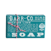 2 Pack - Barr Co Soap Bar, Spanish Lime