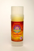 Certified Organic Deodorant - Aluminium, Talc, and Paraben Free, Unscented. Made and sold by Beach Organics. 70ml