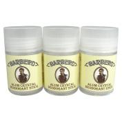 Barbero Alum Crystal Deodorant Stickn 60ml / 60g Pack of 3