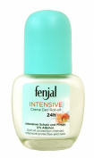 Fenjal Deodorant Intesive Cream Deo Roll-on Alcohol-free 50ml / 1.7 fl.oz 24 hour Protection Unisex