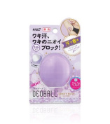 Rohto DeoBall Deodorant 24h (15g) Sweet Musk - Japan Imported