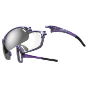 Tifosi Optics Tifosi Launch, F.H. Sunglasses Crystal Purple, Smoke, Clear,