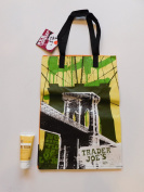 Trader Joe's Nourish Shea Butter Hand Cream And NY Reusable Shopping Bag
