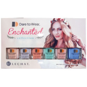 LeChat Dare To Wear Mini Enchanted Collection Spring 2016 Nail Lacquer Set of 6