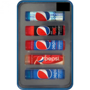 Pepsi 5 Flavoured Lip Balm Set