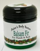 BALSAM FIR BODY BUTTER Paine's hands & body 120ml with sweet almond oil & shea butter