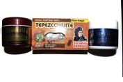 "Set of 2 Tepezcohuite Creams and 1 Bar soap ""El Indio Papago"""