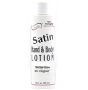 Nutrine Satin Hand & Body Lotion 470ml