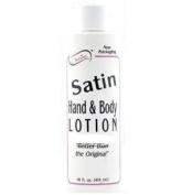 Nutrine Satin Hand & Body Lotion 470ml
