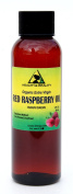 Red Raspberry Seed Oil Organic Unrefined Extra Virgin Cold Pressed Pure 60ml