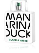 Mandarina Duck Black & White for Men Eau de Toilette Spray 100ml