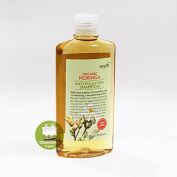 MYTH Organic Moringa Anti-Pollution Shampoo - 99% Natural Origin, Net wt. 250 ml./8.5 fl.oz.