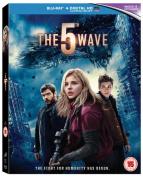 The 5th Wave [Region B] [Blu-ray]