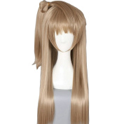 Yesui LoveLive! Minami Kotori Cosplay Wig Lovely Long Straight Japan Anime Synthetic Hair Heat Resistant For Women Lace Front Wigs Brown 70cm