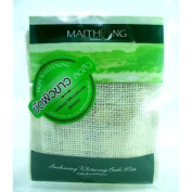 MAITHONG AWAKENING WHITENING BATH MITT NATURAL HERBAL SCRUB BLACK SPOTS x 3