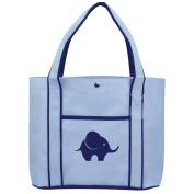 Fashion Tote Bag Shopping Beach Purse Baby Elephant