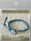 Fairy Tale Art cord bracelet kit blue 3288
