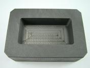 740ml Gold High Density Graphite Mould Bar Loaf Scrap Rectangle