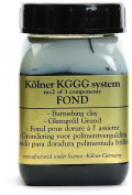 Kolner Black Fond Burnishing Clay For Gilding Litre