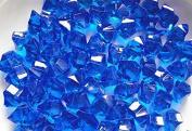 Acrylic Clear Ice Rocks Cubes 300g/bag, LongBang Vase Filler or Table Decorating Idea