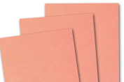 Blank Basis Coral 5x7 Flat Card Invitations - 250 Pack