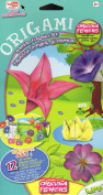 Beginners Origami Paper Folding Kit - Youtube Ready Video Instructions - Flowers