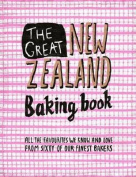 The Great New Zealand Baking Book [Hardback]