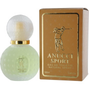 Anucci Sport Eau de Toilette Spray, 100ml