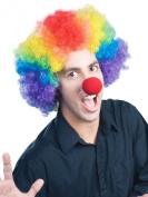 Enigma Wigs Men's E Clown