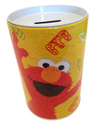 The tin box company Sesame Street - Elmo - Coin Bank For Kids