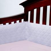 Lifenest Breathable Padded Mesh Crib Bumper