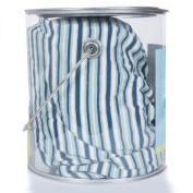 KicKee Pants Print Fitted Crib Sheet, Boy Animal Stripe
