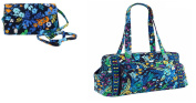 Vera Bradley Midnight Blue Baby Bag Bundle