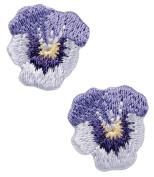 Hamanaka Botanical (Botanical) emblem Viola H457-965