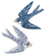 Hamanaka Coucou (cooing) emblem bird H457-889