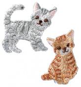 Hamanaka Coucou (cooing) emblem cat H457-880