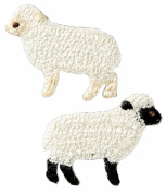 Hamanaka Coucou (cooing) emblem sheep H457-893
