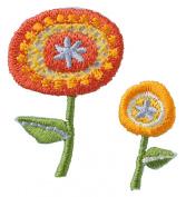 Hamanaka Pollo (Pollo) emblem flower H457-901