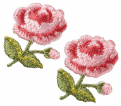 Hamanaka Sienne (Vergennes) emblem rose H457-810