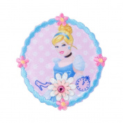 Minoda Disney Princess Flower emblem small Disney Cinderella M D01Y0381