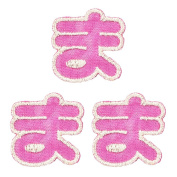 Minoda hiragana or Pink (3 pieces set) AM0143