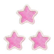 Minoda Hiragana star Pink (3 pieces set) AM0188